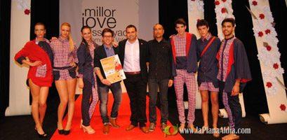 Héctor Samblas, ganador del Concurso de Jóvenes Diseñadores de la Comunidad Valenciana