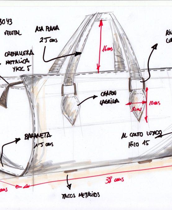 Cursos diseño bolsos y marroquinería ICModa